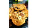 Bake: Triple chocolate chip cookies Baker: Debbie Van Der Linden