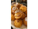 Bake: Profiteroles Baker: Khierya Behroozian