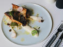 Recipe: Pan-fried sea bass with cauliflower purée and fennel salad