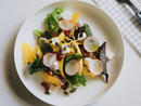 Recipe: Roasted butternut squash and kale salad with an orange dressing