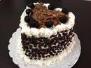 Bake: Black Forest gateaux Baker: Saadia Khan