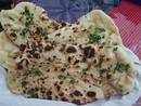 Bake: Garlic butter naan Baker: Sammira Mohiadeen