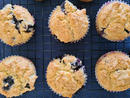 Bake: Blueberry and lemon muffins Baker: Joana Rivera