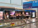Shops in Concourse C, Terminal 3 at Dubai International Airport