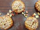Bake: Mini apple pies Baker: Rita Sara Jacob