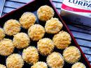 Bake: Coconut macaroons Baker: Jamila Sinlao