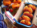 Bake: Nutella filled doughnuts Baker: Patty.thefoodie