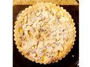 Bake: Frangipane and mango pie Baker: Simone Bottecchia