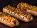 Build your own hot dog at Perry & Blackwelder'sHead to this themed American bar and restaurant for a southern menu crammed with Buffalo and barbecue sauces. Its build-your-own hot dog lets you choose between grilled onions, grated cheddar cheese and beef chilli – but why would you want to? Load them all on and chow down on a proper chilli dog.Also get the… Buffalo Franks-tossed chicken wings. Tangy, spicy, buttery brilliance.Dhs75. Souk Madinat Jumeirah, Umm Suqeim (800 666 353).