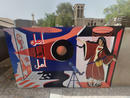 New mural to celebrate Mars Mission revealed in Old Dubai