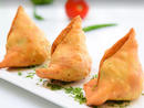 Punjabi samosa from 800 ThaliTrying to whittle down a list of Dubai's best samosas is no mean feat – rest assured, we're eating our way through them (stay tuned). But after a lockdown period in which we worked our way through most of the 800 Thali menu (and that was just week one), its Punjabi samosas deserve mention for keeping us dialled into our daily news updates, whatever the hour. Delivered hot for an afternoon refuel, or scoffed cold for a 5am breakfast, these fragrant, potato-packed snacks have been a hearty lifeline. How they get the filling so light and fluffy, we're happy not to know – just keep them coming.Dhs10.50 for three. Various locations including Cluster B, JLT (04 365 9959).
