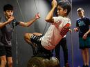 Kid get half price tickets at TEPfactor in Dubai