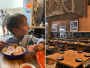 Kids eat free at The Noodle House in Dubai's Nakheel Mall