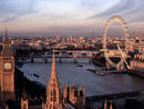 London, UK – Return flight prices from Dhs1,235.