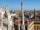 Milan, Italy – Return flight prices from Dhs1,219.