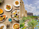 Foodie staycation coming to Dubai's Fairmont The Palm