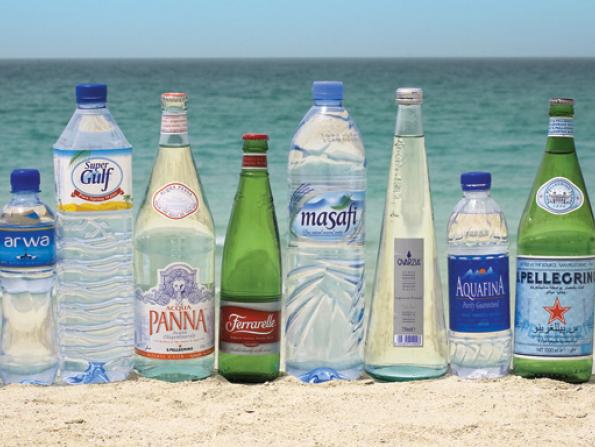 Dubai's best bottled water