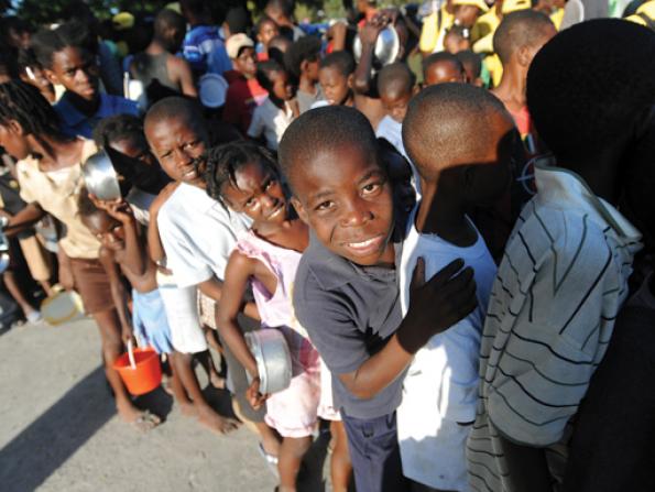 Help Haiti in Dubai
