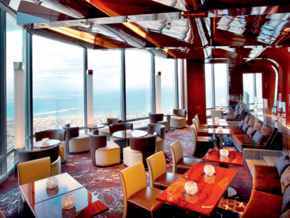 At Mosphere Restaurant And Lounge Restaurants Time Out Dubai