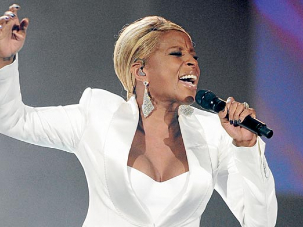 Mary J Blige interview