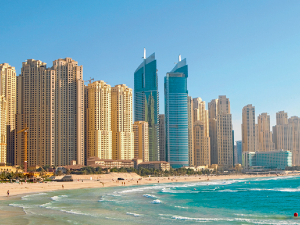 8 free Dubai beaches