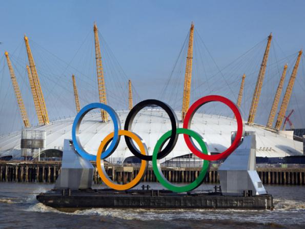 London Olympics city break