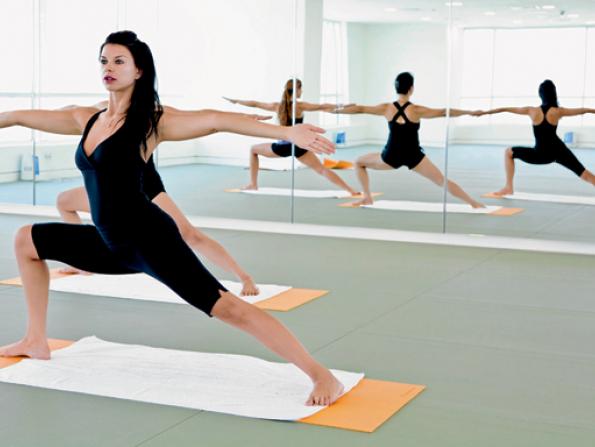 Rawr Yoga, Dubai Media City