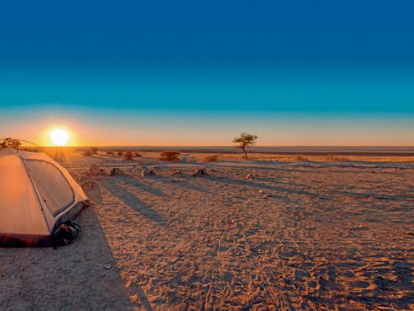 10 top UAE camping spots