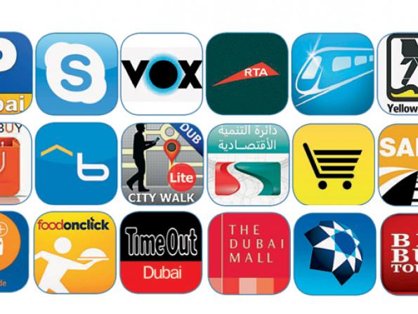 22 useful smartphone apps in Dubai