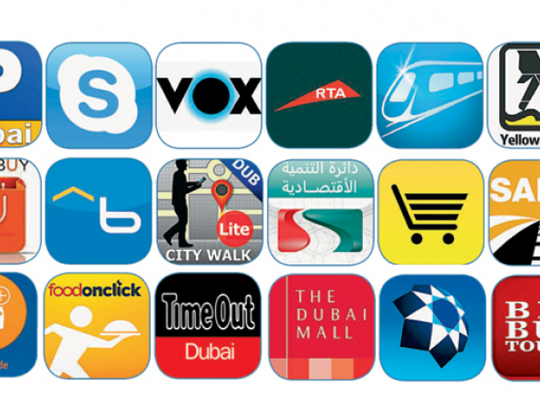22 useful smartphone apps in Dubai