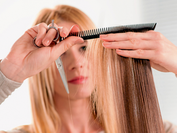 Recommended hairdressers in Dubai
