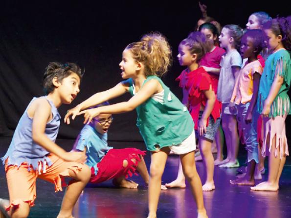 New term at Hayley's Comet Theatre Company