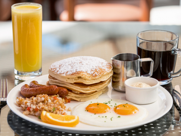 Best breakfasts in Dubai