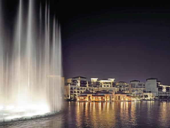 Best restaurants for Dubai Fountain view