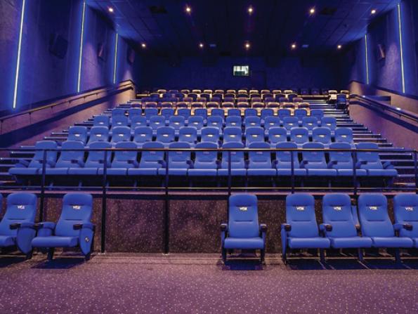 Cinema parties in Dubai