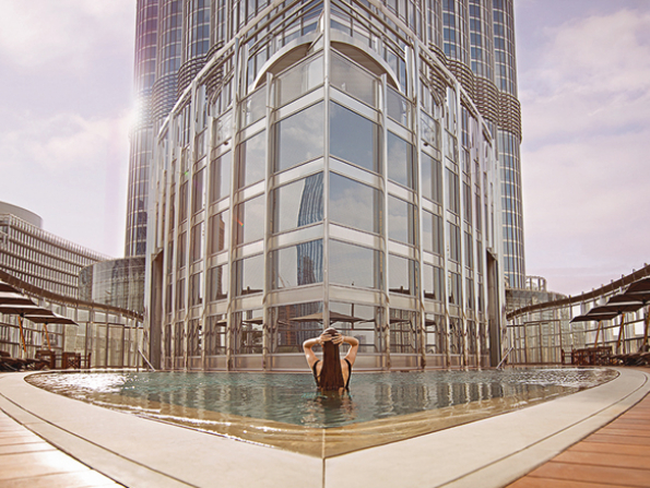 Armani/Spa, Downtown Dubai