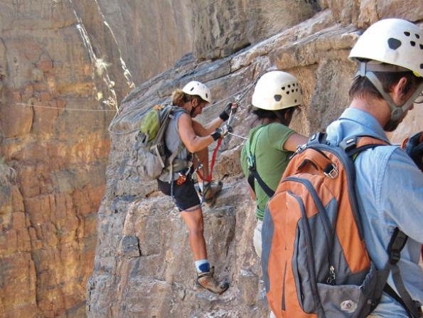 Oman's best adventure holidays
