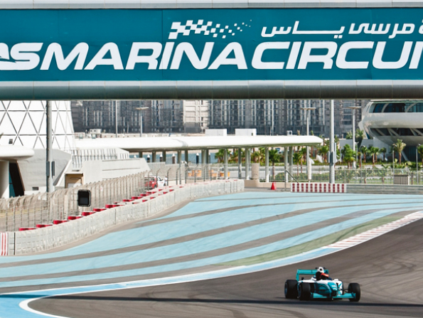Yas Marina Circuit driving experience reviewed