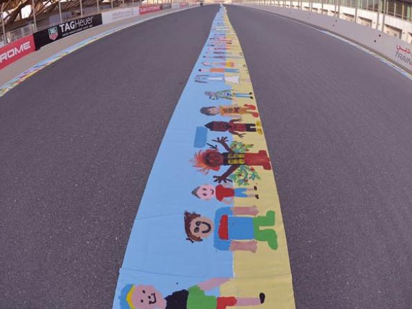 Dubai breaks Guinness World Record for longest painting