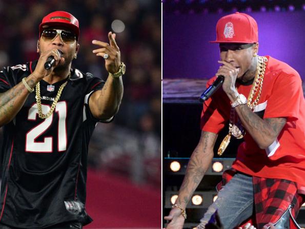 Flo Rida and Tyga to headline new Dubai festival