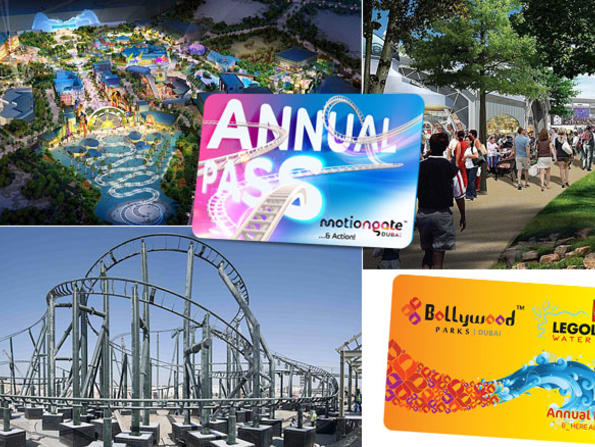 Dubai Parks and Resorts ticket prices announced