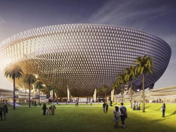 Sheikh Mohammed bin Rashid football stadium in Dubai revealed