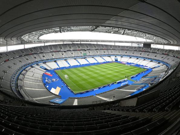 Euro 2016 fixture list