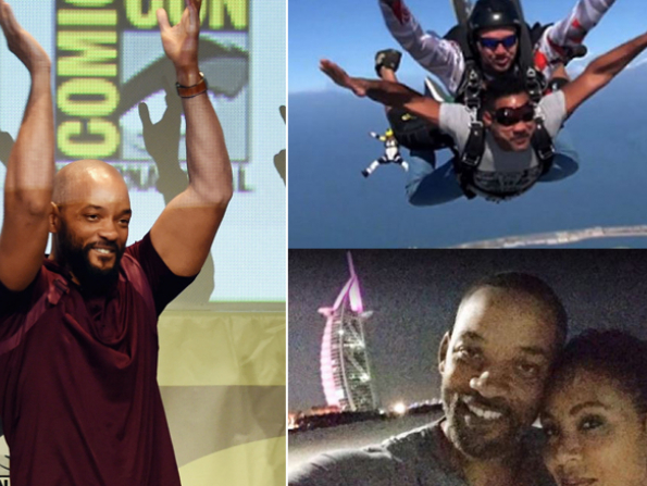 Will Smith coming to Dubai for Suicide Squad screening