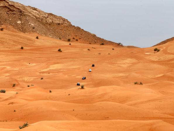 Small earthquake felt in UAE