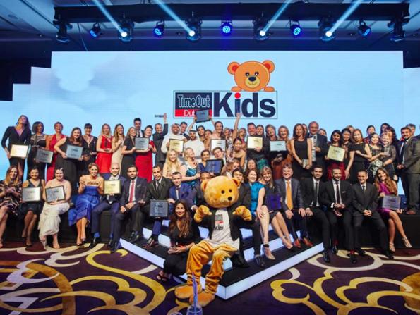 Time Out Dubai Kids Awards 2016 winners