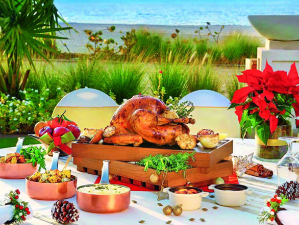 Christmas brunch in Dubai - complete guide