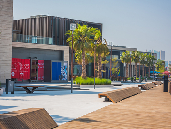Stunning Al Seef development opens at Dubai Creek