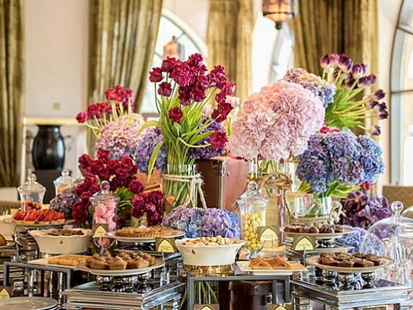 20 best afternoon teas in Dubai