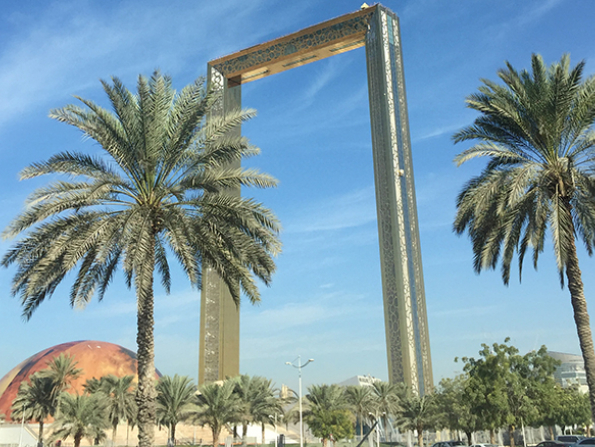 What you need to know about Dubai Frame